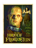Horror of Frankenstein 1970 Posters