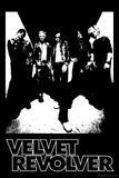 Velvet Revolver - Band Plakat