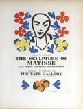 The Tate Gallery Plakat av Henri Matisse