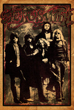Aerosmith - Vintage Poster