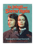 Dr. Jekyll and Sister Hyde 1971 Plakater