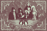 Aerosmith - Leather Posters