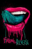 Falling in Reverse - Lips Poster
