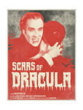 Scars of Dracula 1970 (Red) Pôsteres