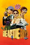 Beastie Boys - Sabotage Movie Poster Kunstdrucke