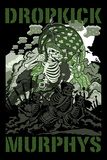 Dropkick Murphys - Piper Invasion Poster
