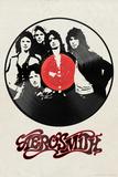 Aerosmith - Vinyl Record Kunstdruck