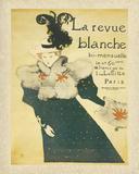 La Revue blanche Kunstdrucke von Henri de Toulouse-Lautrec