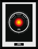 2001 A Space Odyssey - Fallen Star Collector-tryk