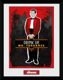 The Shining - Drink Up Mr Torrance Sammlerdruck