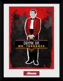 The Shining - Drink Up Mr Torrance Collector Print