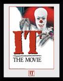 IT - 1990 Poster Sammlerdruck