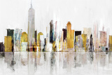 Towering Over Buildings III Print by Isabelle Z