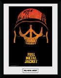 Full Metal Jacket - Skull Sammlerdruck