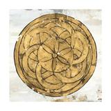 Gold Plate II Art by Tom Reeves