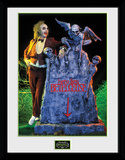 Beetlejuice - Grave Collector Print