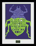 Beetlejuice - Beetle Sammlerdruck