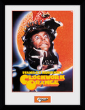 Clockwork Orange - Keyart Orange Collector Print