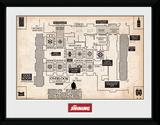 The Shining - Map Sammlerdruck
