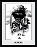 Full Metal Jacket - I am not afraid Collector Print