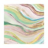 Pastel Waves I Print by Tom Reeves
