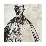 Outlined Dress Affiche par Aimee Wilson
