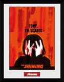 The Shining - Scared Stampa del collezionista