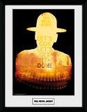 Full Metal Jacket - Lets Go Collector Print