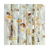 Autumn Petals Affiche par Allison Pearce