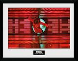 2001 A Space Odyssey - Astronaut Red Sammlerdruck