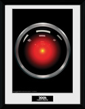 2001 A Space Odyssey - Hal 9000 Collector-tryk