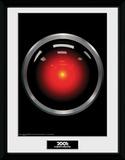 2001 A Space Odyssey - Hal 9000 Sammlerdruck