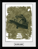 Full Metal Jacket - Helmet Collector Print