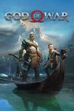 God of War - Key Art Affiches