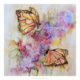 Dos Monarchas Posters by Leticia Herrera