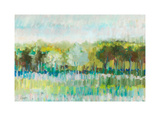 Row of Trees Giclee Print by Libby Smart