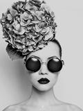 Petunia Poster von  Haute Couture