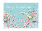 Sparrow Spring III Crop Posters par Daphne Brissonnet