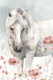 Wild Horses II Crop Kunst von Lisa Audit