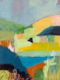 Coastal Hills Konst av Jan Weiss