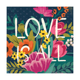 Romantic Luxe IV Posters by Janelle Penner