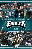 Super Bowl LII - Celebration Poster