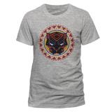 Black Panther - Logo In Circle T-Shirts