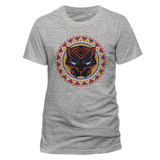 Black Panther - Logo In Circle T-Shirts