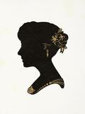 Portrait of Elegance Impressão giclée por Maria Mendez