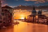 Venise Reproduction photographique par Marco Carmassi