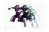 Pop Black Panther Kunst