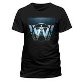 Westworld - Vetruvian Woman T-Shirts