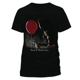 IT - Pennywise Red Balloon T-Shirt
