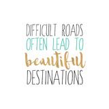 Beautiful Destinations Premium Giclee-trykk av Bella Dos Santos